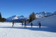 Cai Edelweiss Sci di Fondo - Maloja-St Moritz