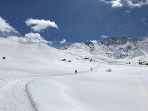 Cai Edelweiss Sci di Fondo - Alpe di Siusi