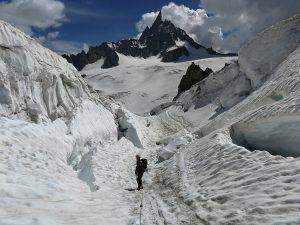 Cai Edelweiss - Alpinismo
